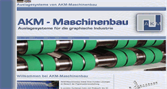 Preview of akm-maschinenbau.de